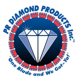 PR Diamond Products Logo